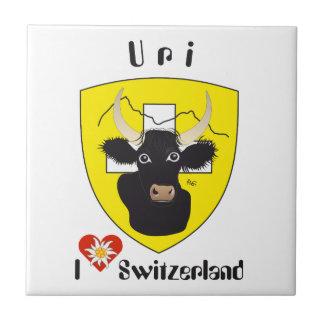 Uri Suiza Suisse Svizzera Svizra baldosa