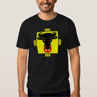 Uri Switzerland Canton Flag Tee Shirt