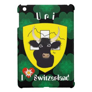 Uri Switzerland iPad mini covering iPad Mini Cover
