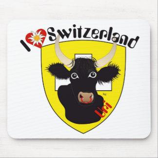 Uri Switzerland Suisse Svizzera Svizra Mousepad