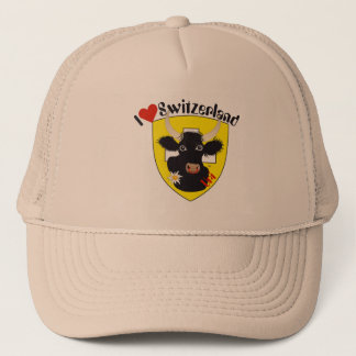 Uri - Switzerland - Suisse - Svizzera - Svizra - Trucker Hat