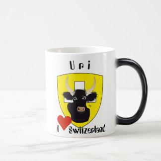 Uri Switzerland Suisse Svizzera Switzerland cup Mugs