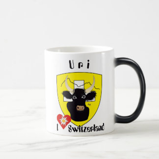 Uri Switzerland Suisse Svizzera Switzerland cup Coffee Mug