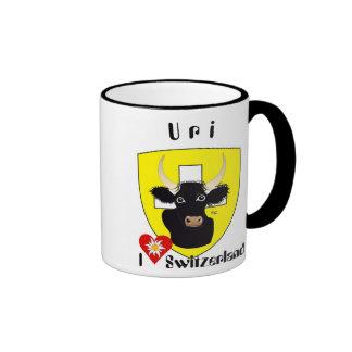 Uri Switzerland Suisse Svizzera Switzerland cup Mug