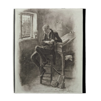 Uriah Heep, from 'Charles Dickens: A Gossip about iPad Folio Cases