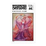 Uriel Postage Stamps