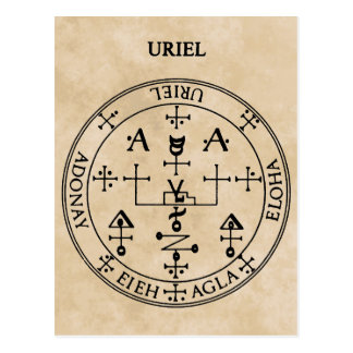 URIEL POST CARD