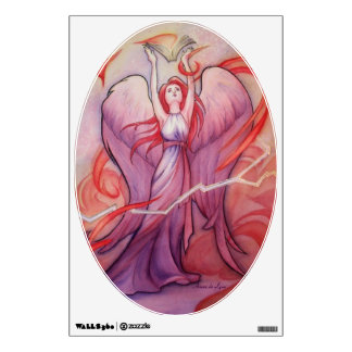 Uriel Wall Decal