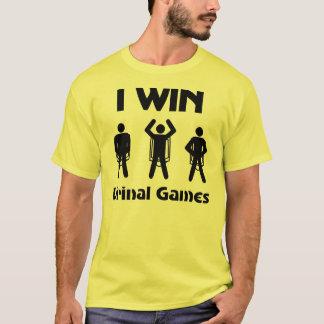 Urinal Games T-Shirt