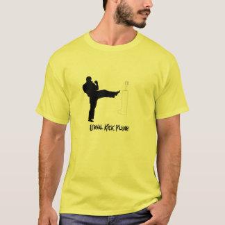 Urinal Kick Flush T-Shirt