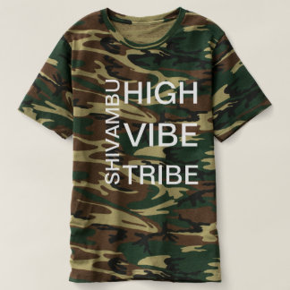 Urine Therapy Shivambu High Vibe Tribe Shirt