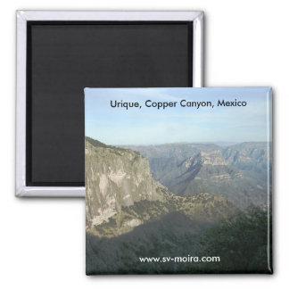 Urique, Copper Canyon, Mexico Magnet