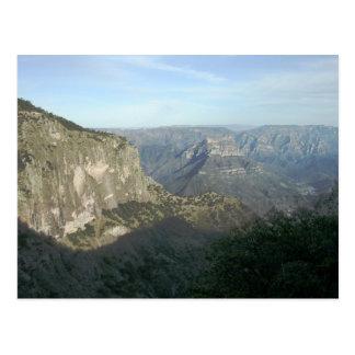 Urique, Copper Canyon, Mexico Postcard