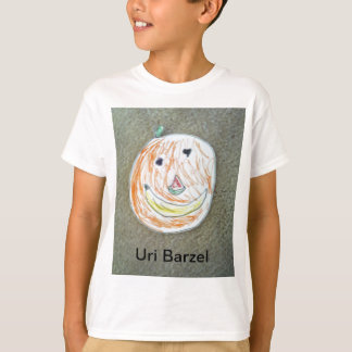 Uris_work_of_art, Uri Barzel T-Shirt