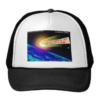 URL Of Haleys Comet Funny Cards Tees Mugs & Gifts Trucker Hat