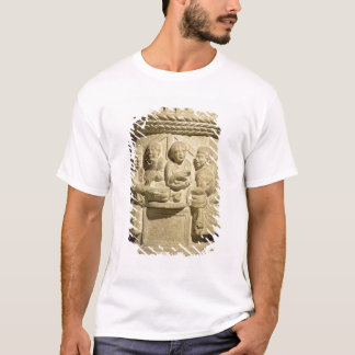 Urn depicting a family meal, from Aquileia T-Shirt