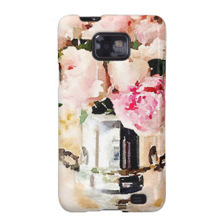 Urn of Roses Galaxy S2 Case