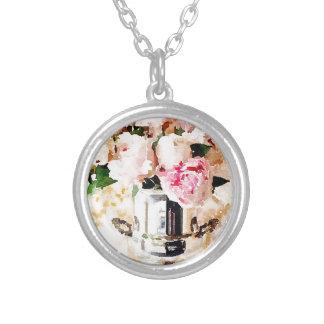 Urn of Roses Custom Jewelry