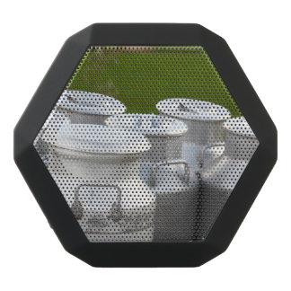 Urnas de la leche altavoces bluetooth negros boombot REX