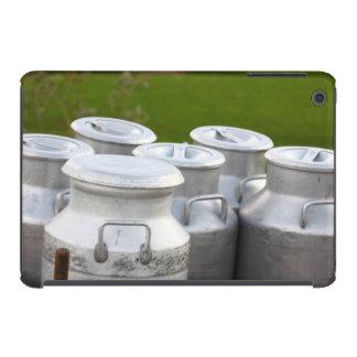 Urnas de la leche fundas de iPad mini