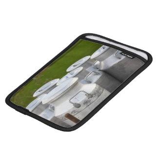 Urnas de la leche funda de iPad mini