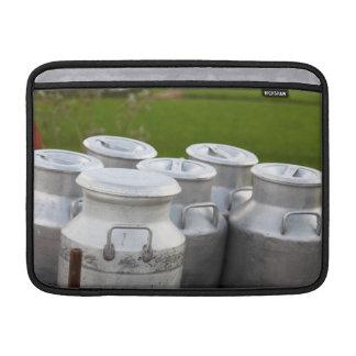 Urnas de la leche funda macbook air