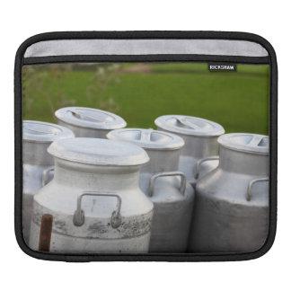 Urnas de la leche fundas para iPads
