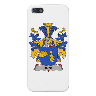 Urne Family Crest iPhone 5 Case