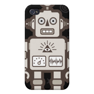uRobot Covers For iPhone 4
