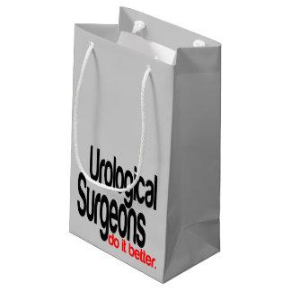 Urological Surgeons Do It Better Small Gift Bag