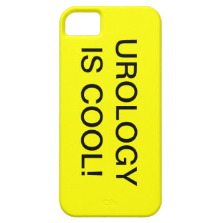 UROLOGY IS COOL IPHONE5 COVER
