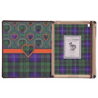 Urquart clan Plaid Scottish tartan
