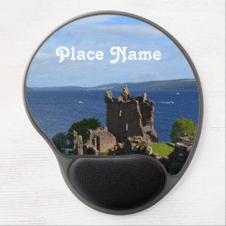 Urquhart Castle Gel Mouse Pad