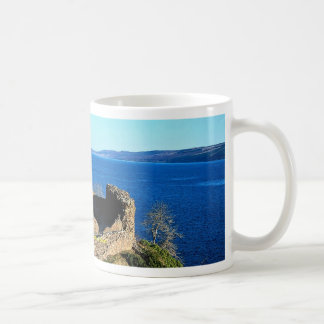 Urquhart Castle, Loch Ness, Scotland Coffee Mug