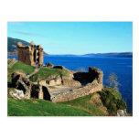Urquhart Castle, Loch Ness, Scotland Post Card