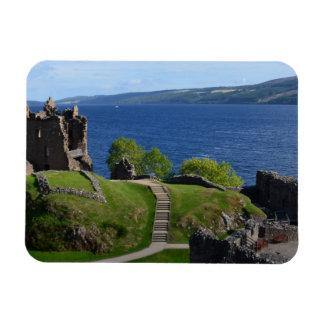 Urquhart Castle Ruins Magnet