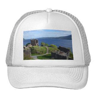 Urquhart Castle Ruins Mesh Hats