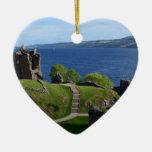 Urquhart Castle Ruins Ornaments