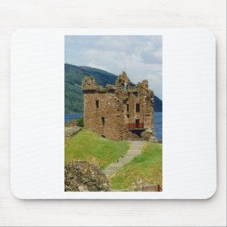 Urquhart Castle - Scottish castles collection Mouse Pad