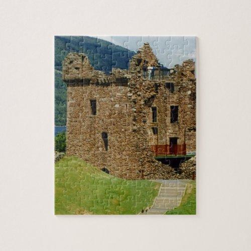Urquhart Castle Puzzles