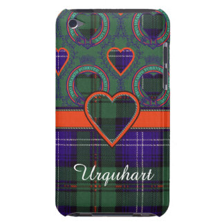 Urquhart clan Plaid Scottish tartan Case-Mate iPod Touch Case