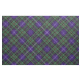 Urquhart clan Plaid Scottish tartan Fabric