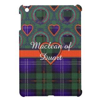 Urquhart clan Plaid Scottish tartan iPad Mini Cases