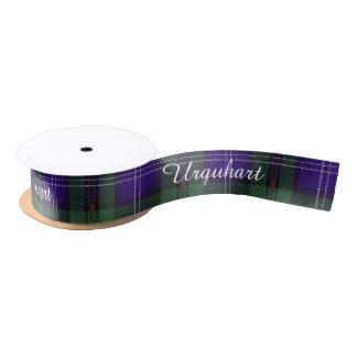 Urquhart clan Plaid Scottish tartan Blank Ribbon