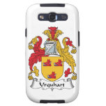 Urquhart Family Crest Samsung Galaxy SIII Cases