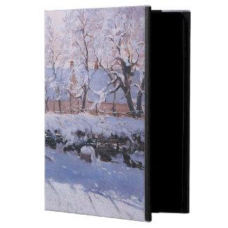 Urraca de Claude Monet-The