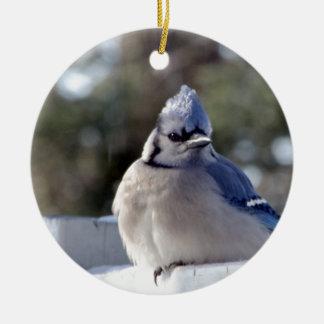 Urraca Ornamento Para Arbol De Navidad
