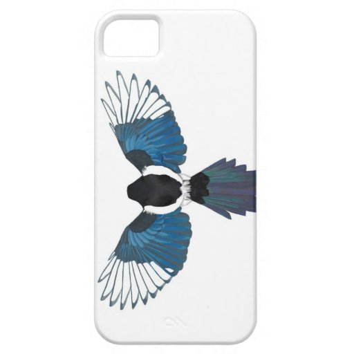 Urraca iPhone 5 Case-Mate Carcasas