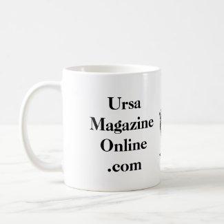 Ursa Magazine Online Coffee Mug