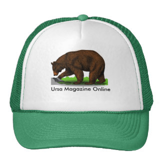 Ursa Magazine Online Hat